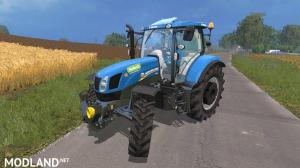 New Holland T6.175 by DJWoxix, 1 photo