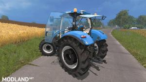 New Holland T6.175 by DJWoxix, 2 photo