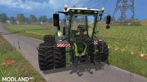 Claas Xerion Saddle Trac 3800 V1.0, 3 photo