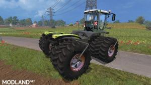 Claas Xerion Saddle Trac 3800 V1.0, 1 photo
