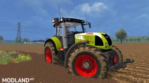 Claas Arion 620 Edit, 1 photo