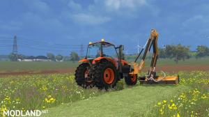 Kubota MT35GX municipal mower - External Download image