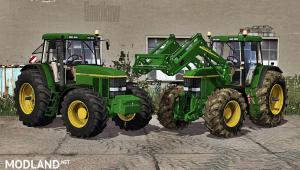 John Deere 7810 Pack, 1 photo