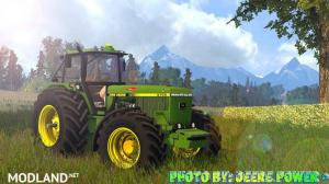JOHN DEERE 4755 EU VERSION V2.5, 1 photo