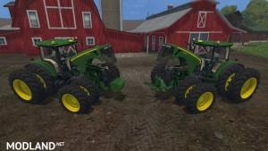 John Deere 8530 v 3.0 USA Dirt