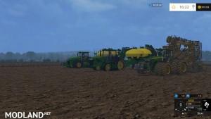 John Deere 8530 v 4.0 European Dirt, 17 photo
