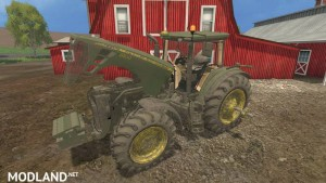 John Deere 8530 v 4.0 European Dirt, 4 photo