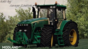 John Deere 8530FH, 1 photo