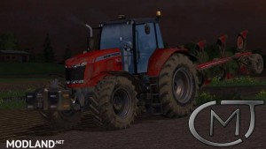 Massey Ferguson 7626 v 1.0, 3 photo