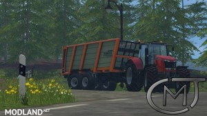 Massey Ferguson 7626 v 1.0, 4 photo