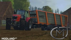 Massey Ferguson 7626 v 1.0, 5 photo