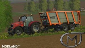 Massey Ferguson 7626 v 1.0, 1 photo