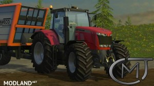 Massey Ferguson 7626 v 1.0, 8 photo