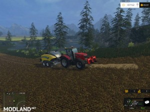 Massey Ferguson 7626 v 1.0, 7 photo