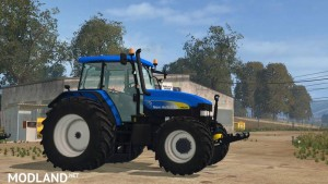 New Holland Pack (M160 TM175 TM190) v 2.0, 2 photo