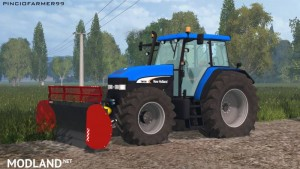 New Holland Pack (M160 TM175 TM190) v 2.0, 3 photo
