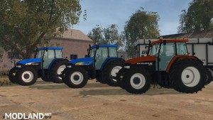 New Holland Pack (M160 TM175 TM190) v 2.0, 4 photo