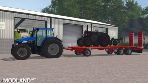 New Holland Pack (M160 TM175 TM190) v 2.0, 5 photo