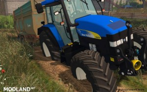 New Holland Pack (M160 TM175 TM190) v 2.0, 1 photo