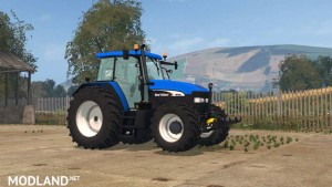 New Holland Pack (M160 TM175 TM190) v 2.0, 7 photo