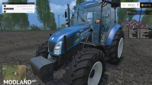 New Holland T4.115, 2 photo