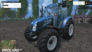 New Holland T4.115, 1 photo