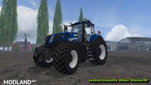New Holland T8 420 BluePower v 1.0