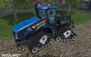 New Holland T9670 Smart Trax v1.1