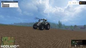 Fendt 933 Vario White Edition, 7 photo