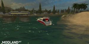 Sport Boat For Giants Map v 1.0 , 3 photo