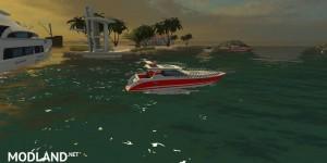 Sport Boat For Giants Map v 2.0, 1 photo