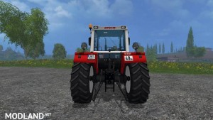 Steyr 8130A Turbo SK2 Electronic v 1.0 , 15 photo