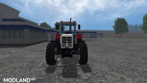 Steyr 8130A Turbo SK2 Electronic v 1.0 , 16 photo