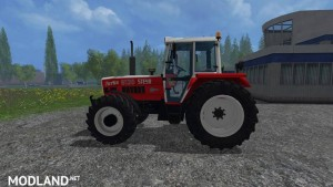 Steyr 8130A Turbo SK2 Electronic v 1.0 , 18 photo