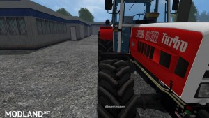 Steyr 8130A Turbo SK2 Electronic v 1.0 , 19 photo