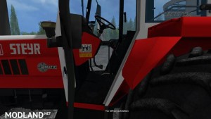 Steyr 8130A Turbo SK2 Electronic v 1.0 , 20 photo