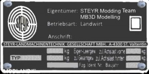 Steyr 8130A Turbo SK2 Electronic v 1.0 , 21 photo