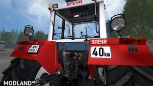 Steyr 8130A Turbo SK2 Electronic v 1.0 , 5 photo