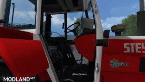 Steyr 8130A Turbo SK2 Electronic v 1.0 , 9 photo