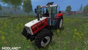 Steyr 8130A Turbo SK2 Electronic v 1.0  - External Download image