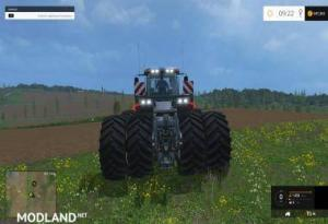 New Holland T9560 With Dynamic Twin Wheels, 3 photo