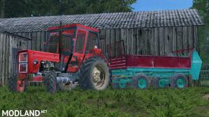 Ursus C-360 & Trailer v 1.0, 1 photo