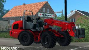 Weidemann 4270 CX100T v 1.3, 1 photo