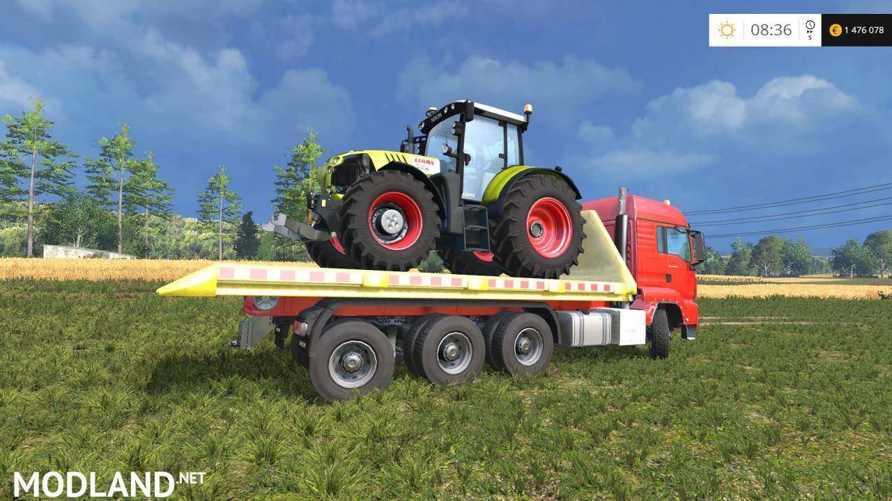 Itrunner vehicle transport v 1 3 mod for farming simulator 2015 15 fs ls 2015 mod
