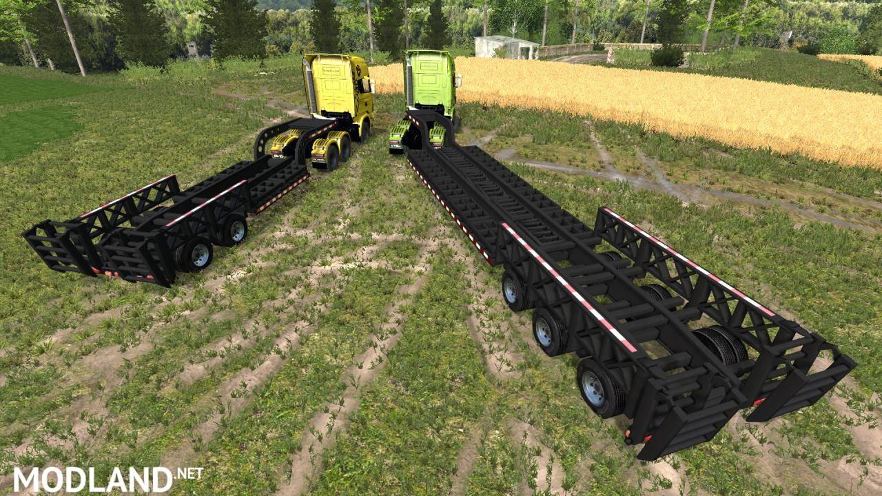 TrailTech CT3200 & CT220TT v 2 0 mod for Farming Simulator 2015 / 15