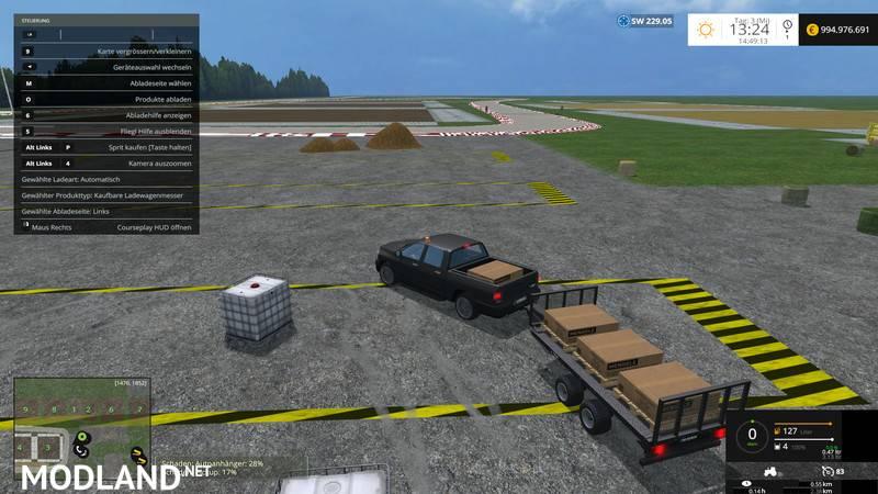 Fliegl Dpw 180 Automatic Charging Function V 4 1 Mod For Farming Simulator 2015    15