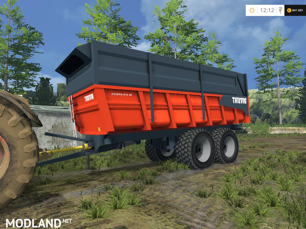 Benne Thievin Conversion Ls11 V 1 0 Mod For Farming