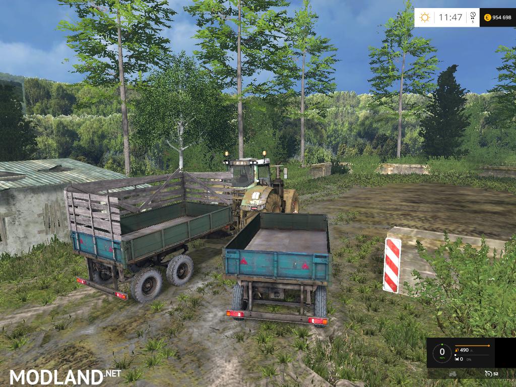 PTS samopal v 1.0 mod for Farming Simulator 2015 / 15 | FS ...