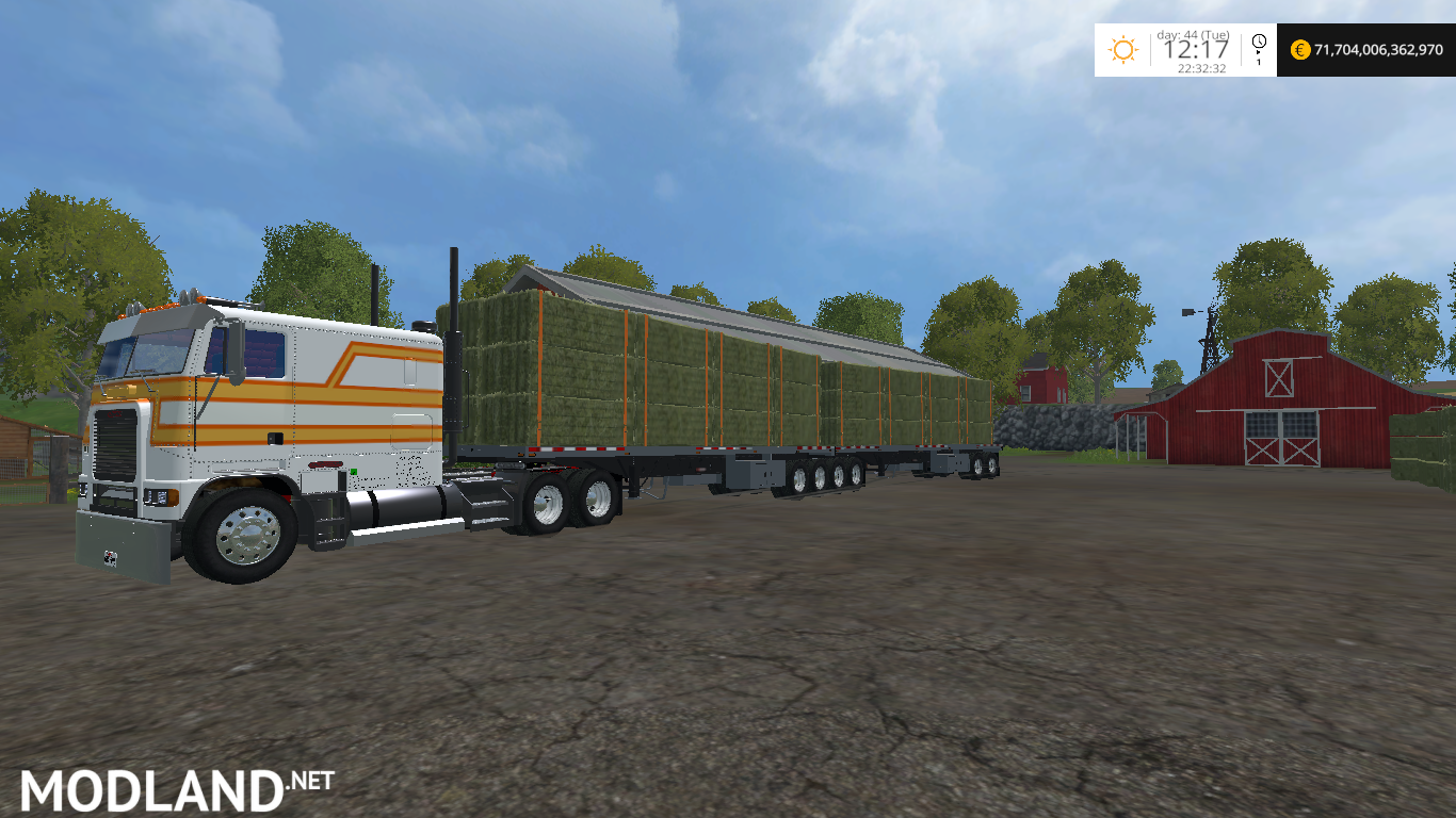 american super b autoload trailer mod for farming simulator 2015    15