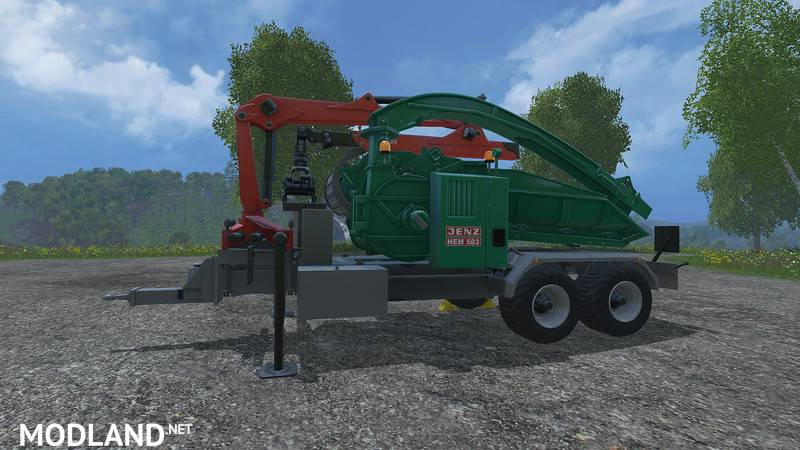 how to clear woods for farming